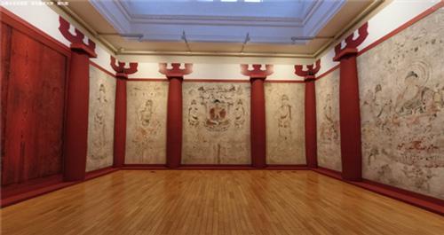 法隆寺の壁画復元