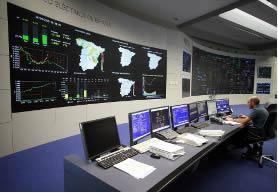 スペインREE社 再生可能エネルギーコントロールセンター(CECRE)