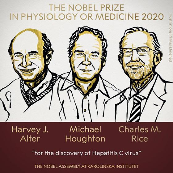 年 ノーベル 賞 2020