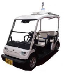2号機「ゆっくりカート」(名古屋大学未来社会創造機構のホームページより)
