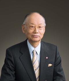大村智特別栄誉教授(北里大学提供)