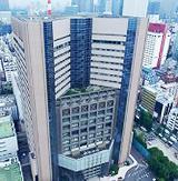 国立がん研究センターの中央病院(国立がん研究センター提供)