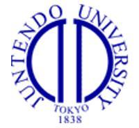 順天堂大学のロゴ(順天堂大学提供)