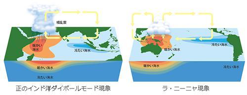 日本の猛暑日の増加に関連する熱帯域海洋の気候変動