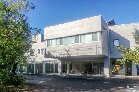 劇団四季の稽古場である「四季芸術センター」(横浜市青葉区)。地下に雨水調整池があり、870トン貯留できる