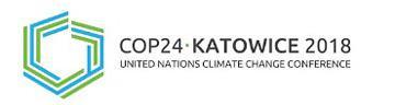COP24のロゴマーク(提供・UNFCC/COP24事務局)