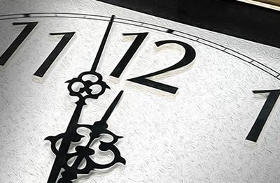 写真 「残り2分」のイメージ写真