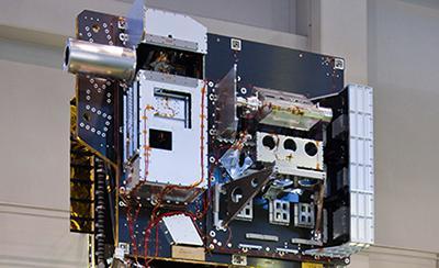 図2 「しきさい」に搭載される多波長光学放射計(提供・JAXA)