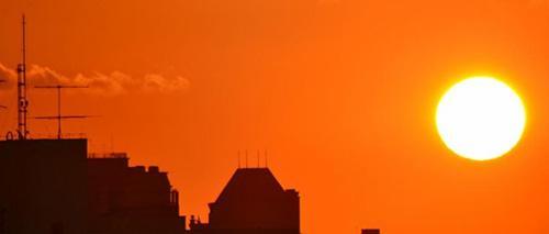 画像 気温上昇のイメージ画像(提供・COP23事務局)