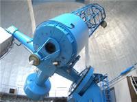 褐色矮星を見つけた岡山天体物理観測所の反射望遠鏡