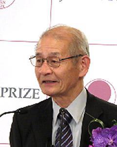 2018年の日本国際賞受賞の喜びを語る吉野彰氏