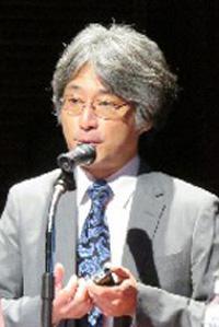 村山斉 氏