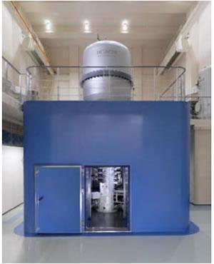 埼玉県鳩山町の日立製作所中央研究所基礎研究サイトに完成した原子分解能・ホログラフィー電子顕微鏡装置