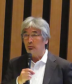 日本学術会議の山極壽一会長