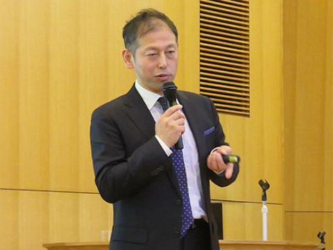 弘前大学の村下公一教授