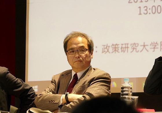 橋本和仁物質・材料研究機構理事長