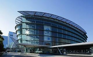 「サイエンスアゴラ2019」が開かれる会場のひとつ、日本科学未来館(15日の会場)