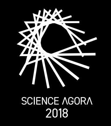 「サイエンスアゴラ2018」のロゴ