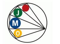 画像 数学オリンピック財団のロゴマーク(数学オリンピック財団提供)