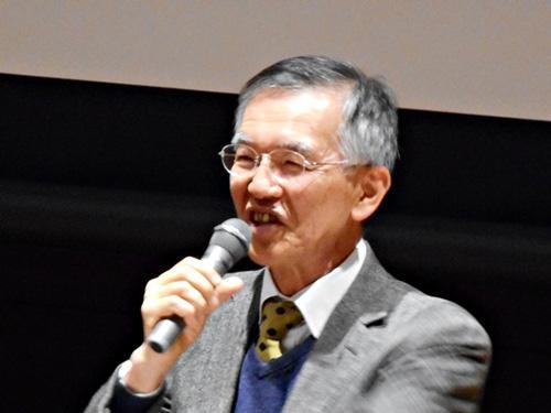 永野 博氏(2015年12月9日都内のシンポジウムで)