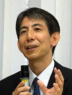 水島昇さん(2014年9月にJSTでの講演)