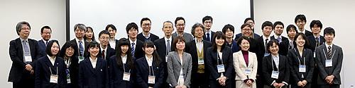第2回データサイエンス・アドベンチャー杯受賞者と審査委員