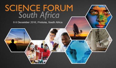 写真1「南アフリカ科学フォーラム 2016」のシンボル画像