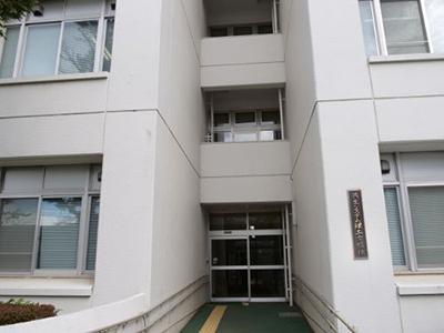 写真1 福島大学共生システム理工学類棟