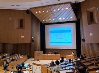 日本学術会議が主催したシンポジウム「スポーツと暴力」の様子
