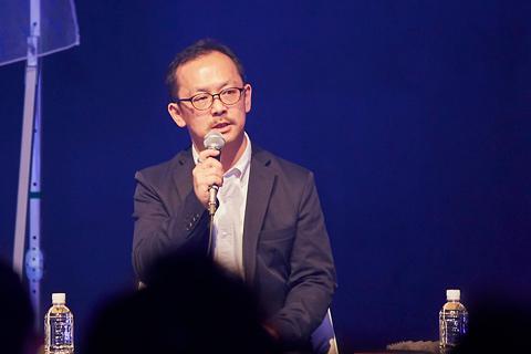 駒井章治さん