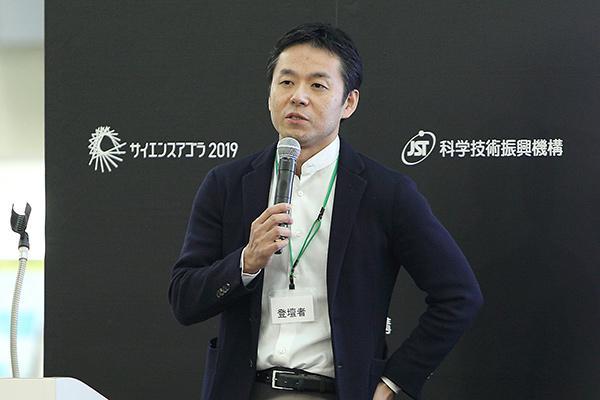 宮城大学食産業学群の石川伸一教授