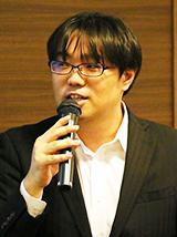 講師の欅惇志さん
