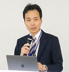 ACCELの概要を説明する金子博之氏