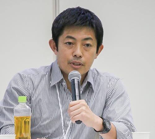 写真7 SDGパートナーズ代表取締役CEOの田瀬和夫さん