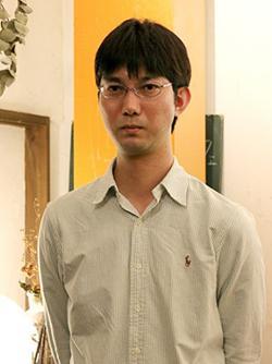 写真4 ゲストの丹羽秀治さん。マイブームはワインと日本酒