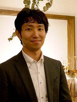 写真6 WEcafe副代表の熊谷現さん
