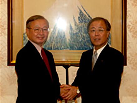 みずほ銀行と科学技術振興機構が産学連携で協定