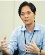 TOTO株式会社 ウォシュレット開発第三部 包装・印刷物グループ 伊藤勇樹さん