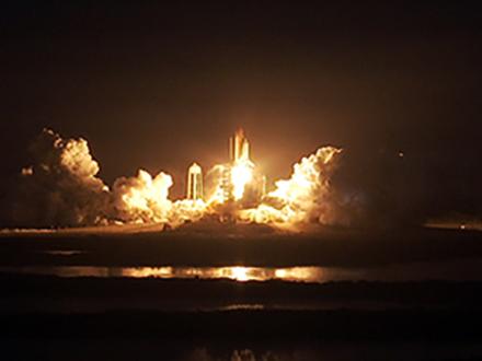 若田さんさらに1カ月宇宙滞在 シャトル打ち上げ延期で