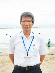 兵庫県立尼崎小田高等学校 校長 中谷 安宏さん