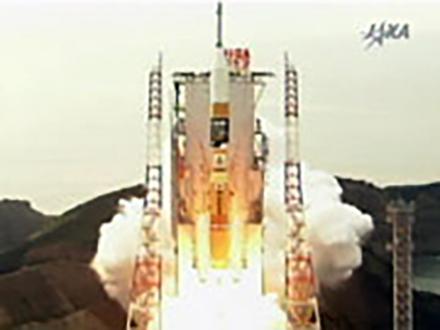 金星探査機「あかつき」打ち上げ