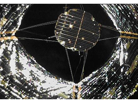 ソーラー電力セイル実証機「IKAROS」任務完了