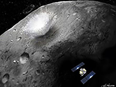 はやぶさ2が衝突装置の作動に成功 小惑星りゅうぐうの人工クレーター実験で世界初の岩石採取目指す