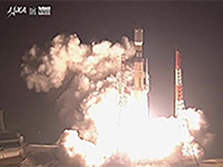 無人補給機「こうのとり」8号機打ち上げ成功、28日に宇宙ステーションに到着