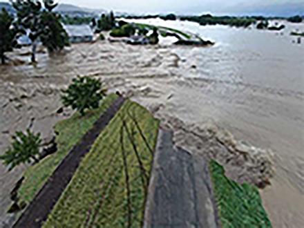 3年前の九州北部豪雨、線状降水帯の要因は高気圧と日射 九大が解明