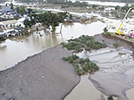温暖化による台風、豪雨被害増を前提にした治水対策求める 国交省の検討会が提言