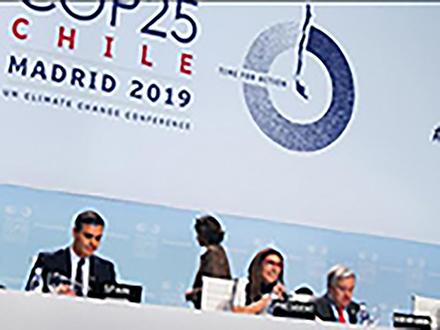 パリ協定の始動に向けCOP25の議論始まる 国連事務総長が危機感を表明