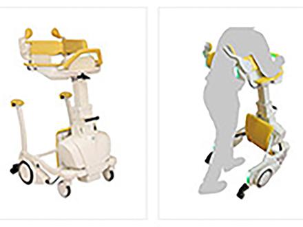 転倒防止機能があるロボット歩行車を産総研など開発 高齢者も安心して移動が可能