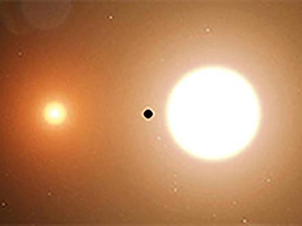 米宇宙望遠鏡「TESS」が太陽系外で2つの星を回る惑星を見つけた
