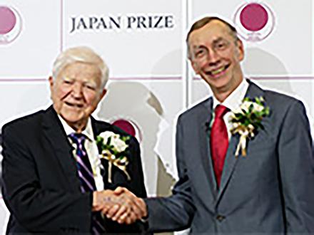情報・符号理論と古代人ゲノム解読研究の欧米2博士に 今年の日本国際賞